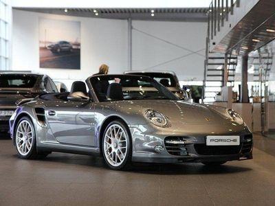 begagnad Porsche 997 Turbo Cabriolet PDK Sport Ch