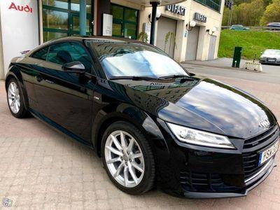 begagnad Audi TT 2,0 TFSI Quattro S-Tronic 230hk -15