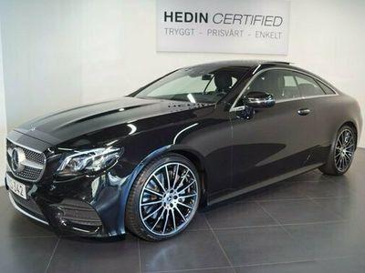 "begagnad Mercedes E300 - BenzCoupé AMG Paket / / Glastak / / 20"" Alu / / 9G - Tronic - 245hk"