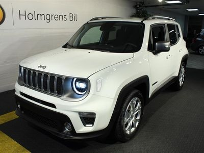 begagnad Jeep Renegade MY19 1.3 GSE 150cv T4 Limited FWD DDCT E6