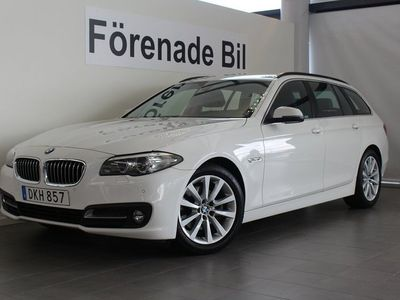 begagnad BMW 520 d xDrive Touring Sport Line 2017, Personbil 229 000 kr