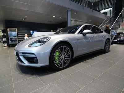 gebraucht Porsche 911 Turbo S PanameraE-Hybrid 2018, Halvkombi 1 855 000 kr