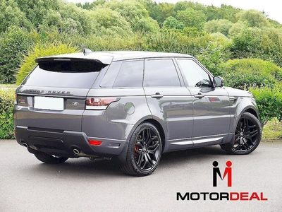 begagnad Land Rover Range Rover Sport 3.0 3639kr/månad