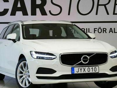 begagnad Volvo V90 D3 Momentum Advanced Edition Drag VOC