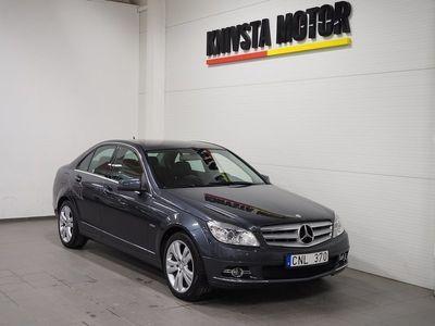 begagnad Mercedes 180 Benz C Kompressor AUT 2010, Sedan 119 900 kr