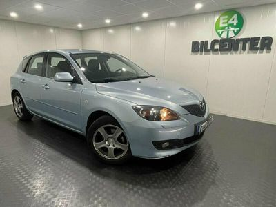 begagnad Mazda 3 Sport 1.6 MZR 105hk
