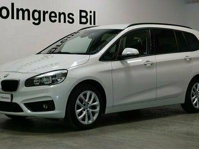 begagnad BMW 218 Gran Tourer Drag Backkamera 2016, Personbil Pris 209 800 kr
