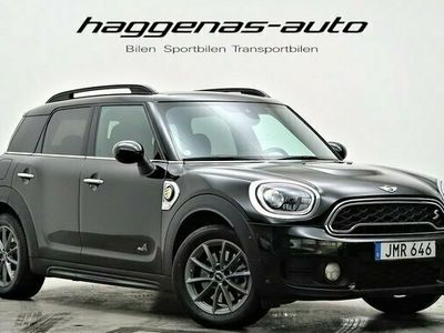 begagnad Mini Countryman SE ALL4 Salt II 2018, Halvkombi Pris 259 000 kr