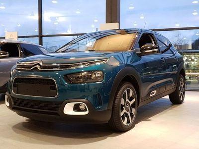begagnad Citroën C4 Cactus 110HK SHINE TECH STYLE VIT COLOORPACK