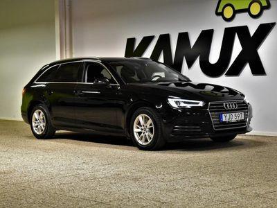 begagnad Audi A4 2.0 TDI Sport D-värme Drag S&V-hjul