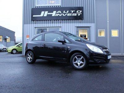 begagnad Opel Corsa 3-dörrar 1.2 Twinport 80hk -08