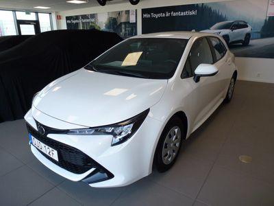 begagnad Toyota Corolla 1.2T 5D MAN BENSIN 2019, Halvkombi 174 900 kr