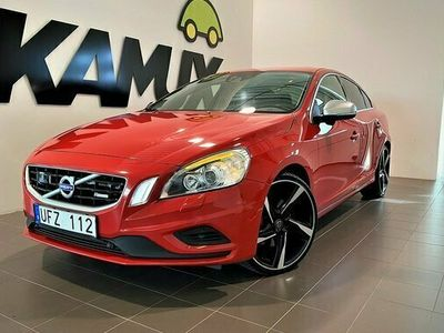 begagnad Volvo S60 D5 AWD Geartronic, 215hk