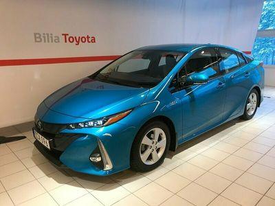 begagnad Toyota Prius Plug-in Hybrid Exeutive