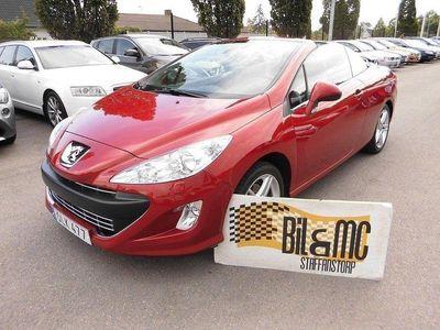 begagnad Peugeot 308 CC 1,6 Turbo Premium +