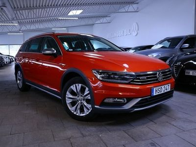 usata VW Passat Alltrack 2,0TDI 190 4M Executive LED Dragpkt. Parkv.+Fjär