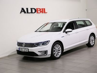 begagnad VW Passat GTE SportsCombi *KAMPANJ* 218hk Plug-In-Hybrid DSG