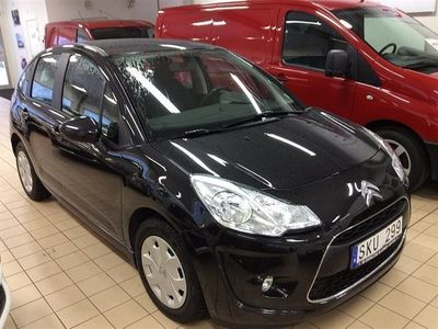 gebraucht Citroën C3 1.6 HDi (90hk) -12