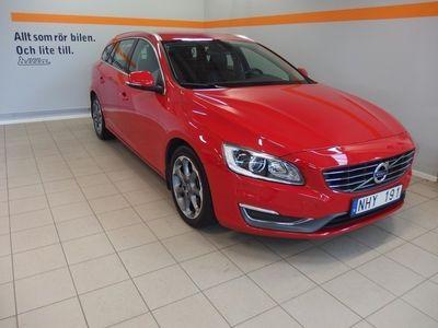 usado Volvo V60 D5 Summum manuell Business Edition