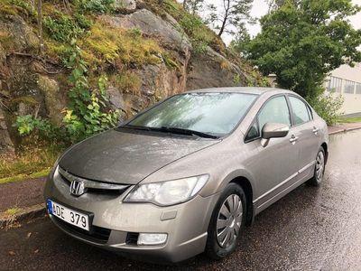 begagnad Honda Civic Hybrid 1.3 i-DSI CVT 115hk