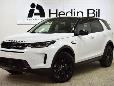 begagnad Land Rover Discovery Sport D180 AWD SE AUT 7-SITS
