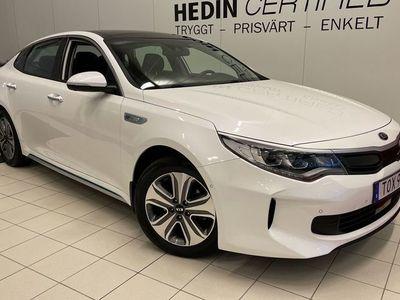 begagnad Kia Optima Hybrid Plug - in Advance Plus 2 Sedan