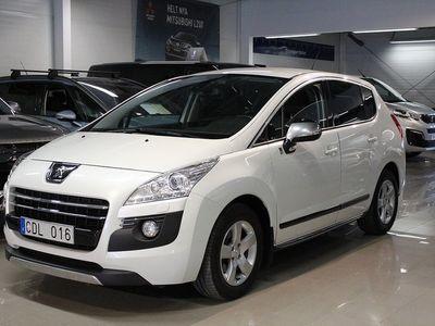 brugt Peugeot 3008 2.0 Hybrid4 EGS 200hk