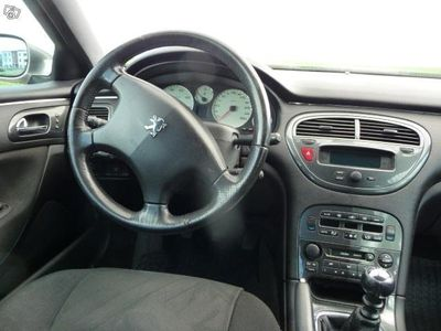 begagnad Peugeot 607