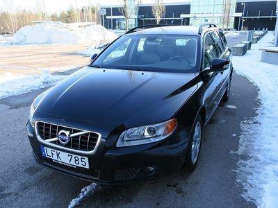 begagnad Volvo V70 D3 163hk Momentum Aut D-värmare -11
