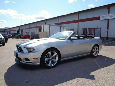 begagnad Ford Mustang Cabriolet 3.7 V6 Automat 304hk / Låga mil