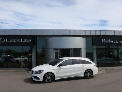 begagnad Mercedes 250 CLA BenzSB AMG Sport Night Package Drag Nav 2017, Sportkupé 284 900 kr