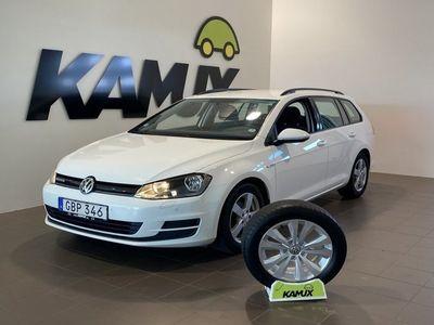 begagnad VW Golf 1.6 TDI | S&V-Hjul | 110hk