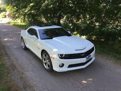 brugt Chevrolet Camaro SS V8 6,2 Sollucka, Head up