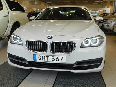 begagnad BMW 520 d Sedan Business Comfort ED