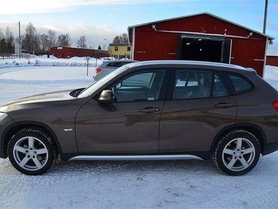 begagnad BMW X1 2.0D 4WD 163hK Drag