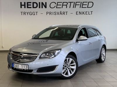 begagnad Opel Insignia 2.0 CDTI 163hk 4x4 Tourer 163hk *V-hjul*