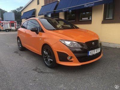 begagnad Seat Ibiza Cupra 1.4 TSI DSG 180hk/ Välservad bil!
