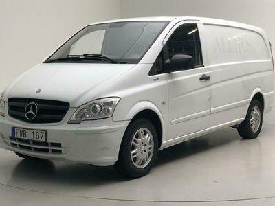 begagnad Mercedes Vito 116 CDI W639 Lång
