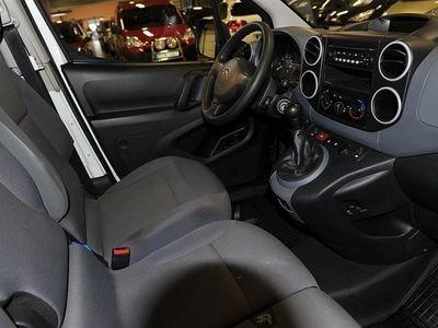 begagnad Citroën Berlingo HDi, AC, ESP, Drag, Alu-hjul -12