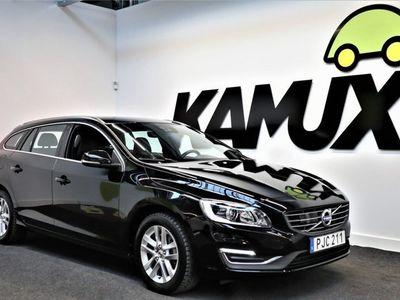 begagnad Volvo V60 D5 Summum BE PRO | H/K | VOC | Kamera