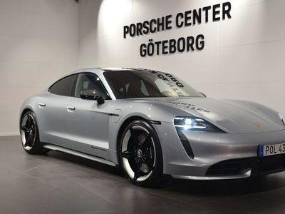 begagnad Porsche Taycan Turbo Taycan Turbo