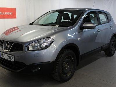 begagnad Nissan Qashqai 2.0 CVT V-Hjul P-sensorer 2013, SUV 107 900 kr