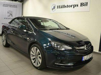 begagnad Opel Cascada CABRIOLET 1.6 EDIT 170HK AUTO