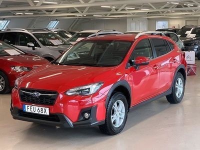 begagnad Subaru XV 2.04WD AUT RIDGE V-HJUL 2018, Personbil 269 900 kr