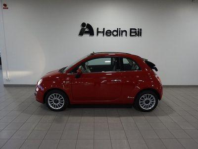 begagnad Fiat 500C 5001.2 Manuell. 69hk. 2014
