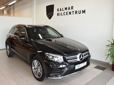 begagnad Mercedes GLC220 d 4MATIC 9G-Tronic AMG Panorama Drag Euro 6 170hk