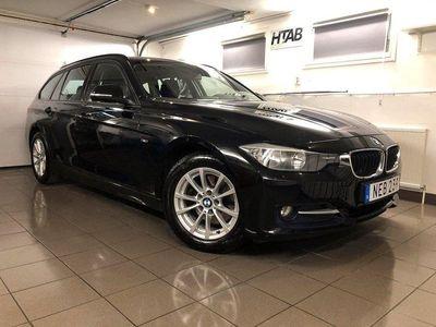 begagnad BMW 320 d Touring Sport line 184hk