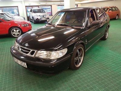 begagnad Saab 9-3 SE 5D 2.0 T/låg mil