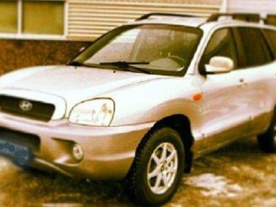 gebraucht Hyundai Santa Fe -02