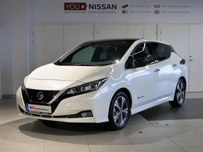 second-hand Nissan Leaf Tekna 40kWh Privatleasing